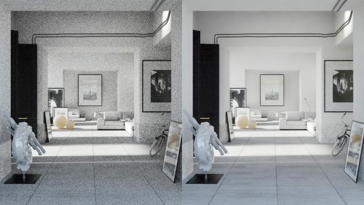 GPU acceleration in rendering with Modo 12.2