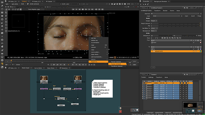 Nuke Updates | Compositing, Editorial & Review | Foundry