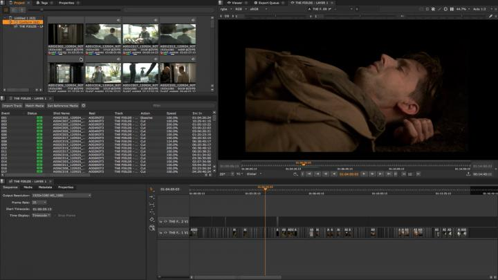 Learn about soft effects and conforming in Nuke Studio with fxphd tutorials