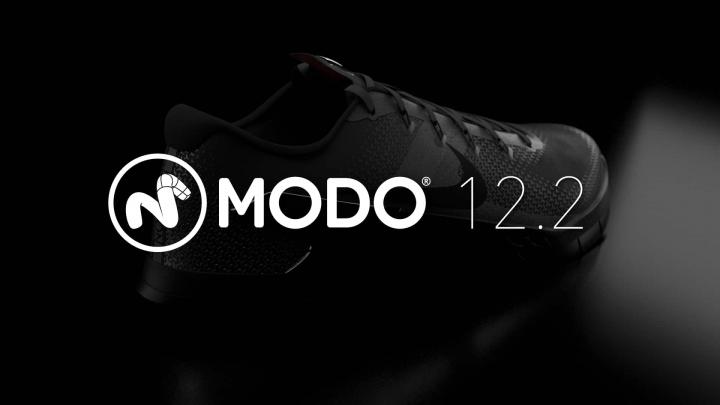 Learn about Modo 12.2