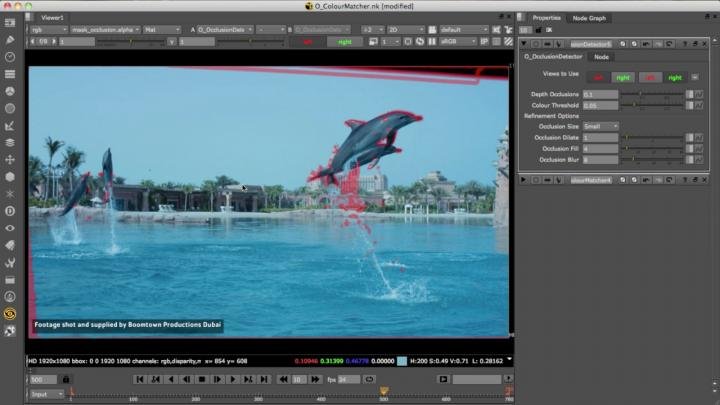 See previous Ocula releases and what the Nuke plug-in can do for your workflow