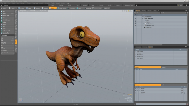 Learning and Tutorials | Modo | Foundry