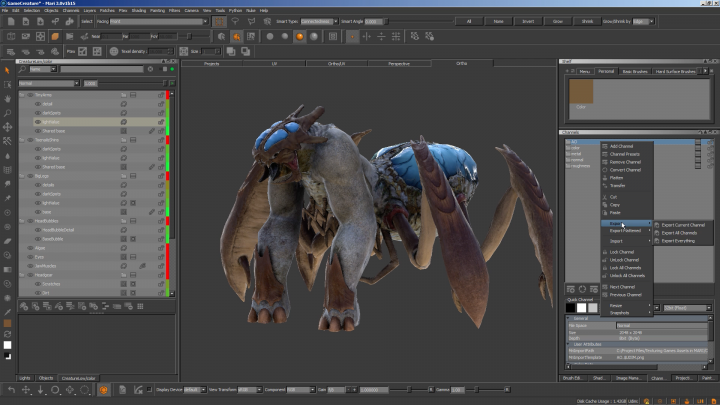 Quick tips and tricks to speed up your workflow, brought to you courtesy of Weta Digital