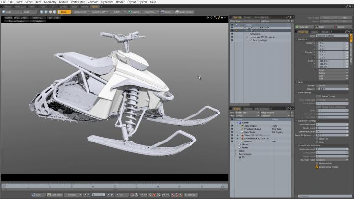 Power Translators plug-in for Modo