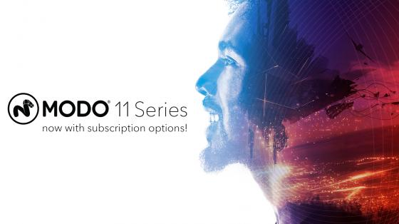 Foundry announce Modo 11 and subscription