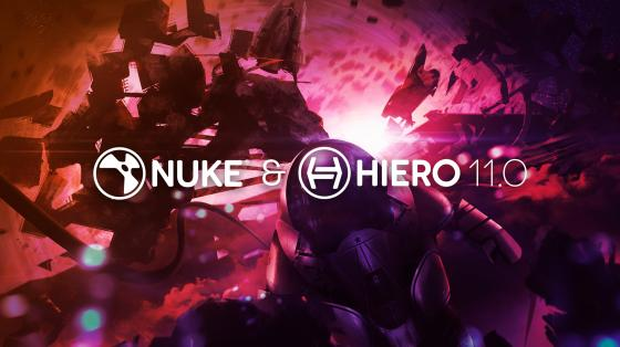Hiero and Nuke 11 releases