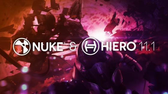 Nuke 11.1 and Hiero new release
