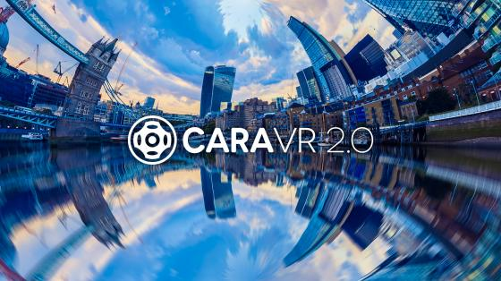 New release Cara VR 2.0