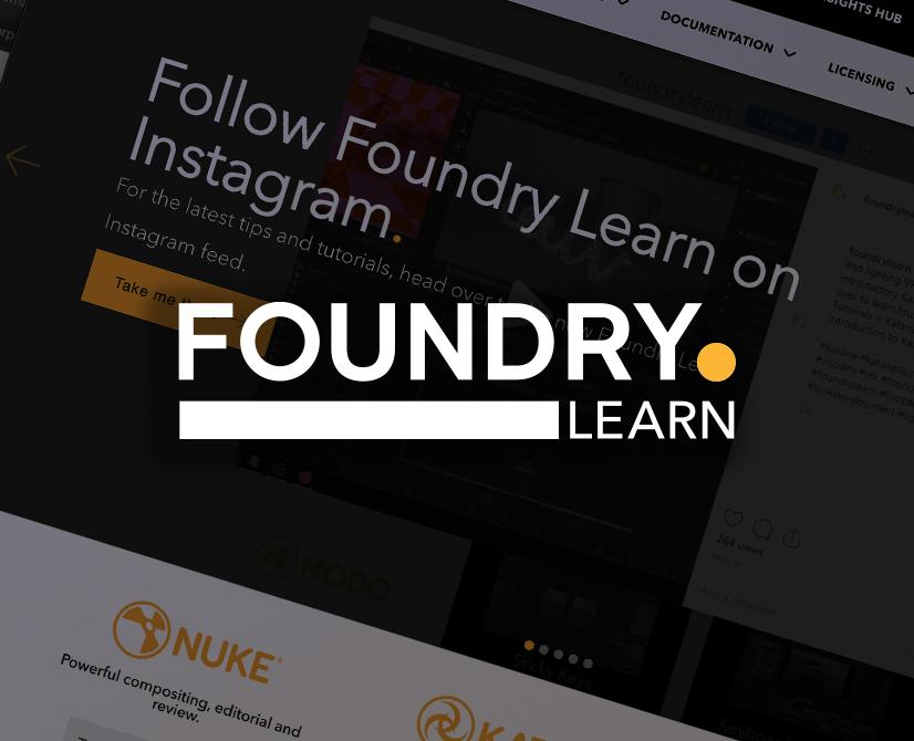 Foundry Learn