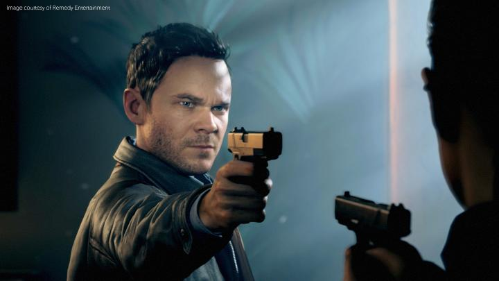 In game character visualization on Quantum Break