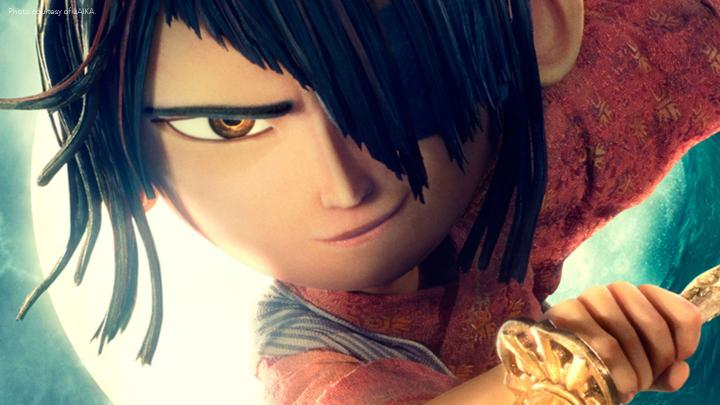 Kubo and the Two Strings from LAIKA