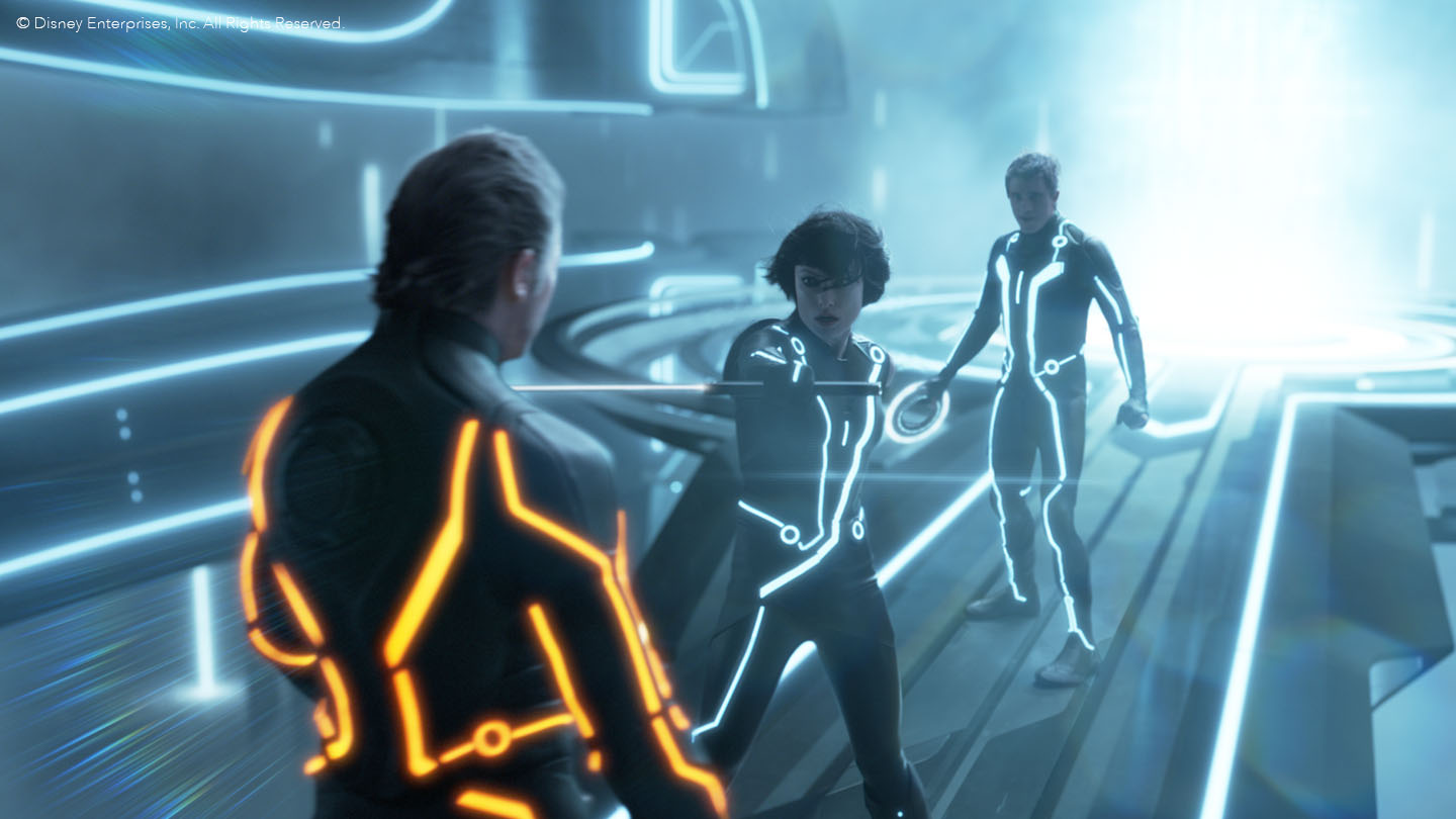 Dazzling stereoscopic VFX created for TRON with Nuke and Ocula