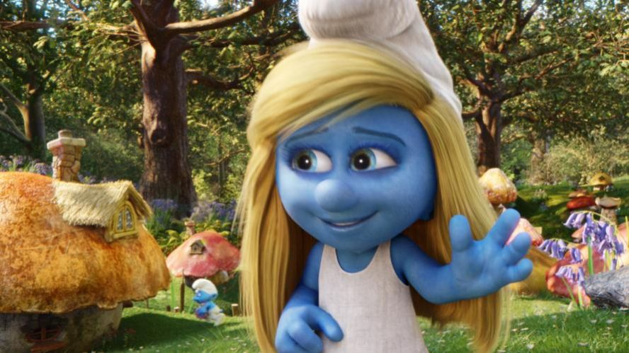 The Smurfs 2 animated feature from Dreamworks use Flix for production and story management