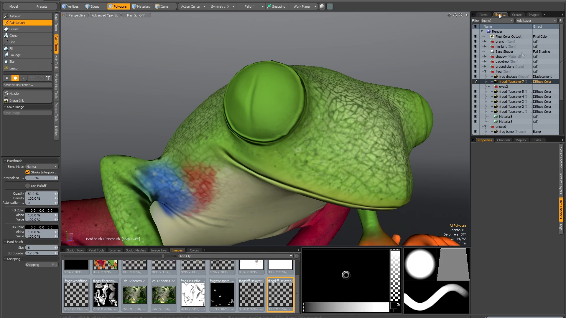Texture Painting Training Video with Modo | Foundry