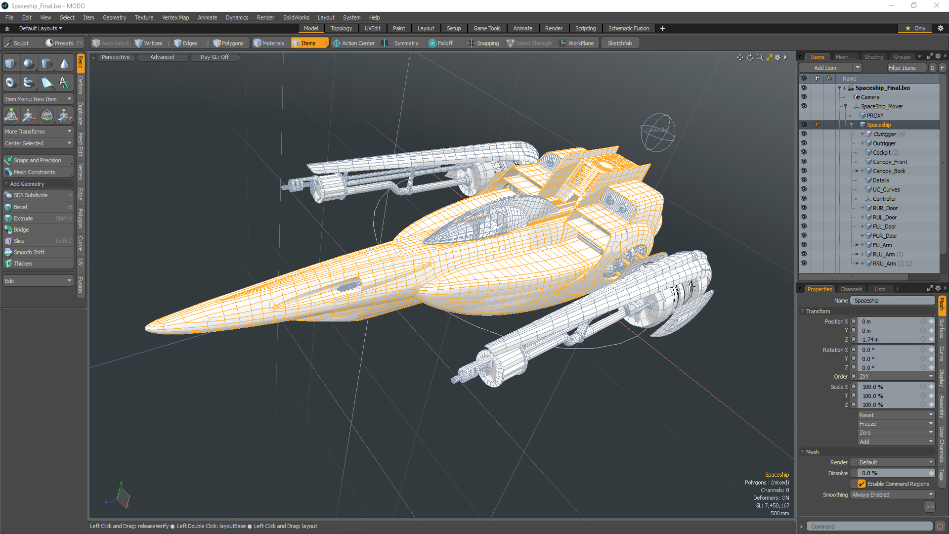 Andy Brown online tutorial video series for 3d modeling and sculpting