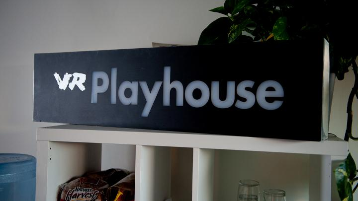 VR playhouse