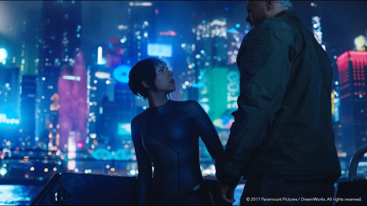 Ghost in the shell, Scarlet Johasson