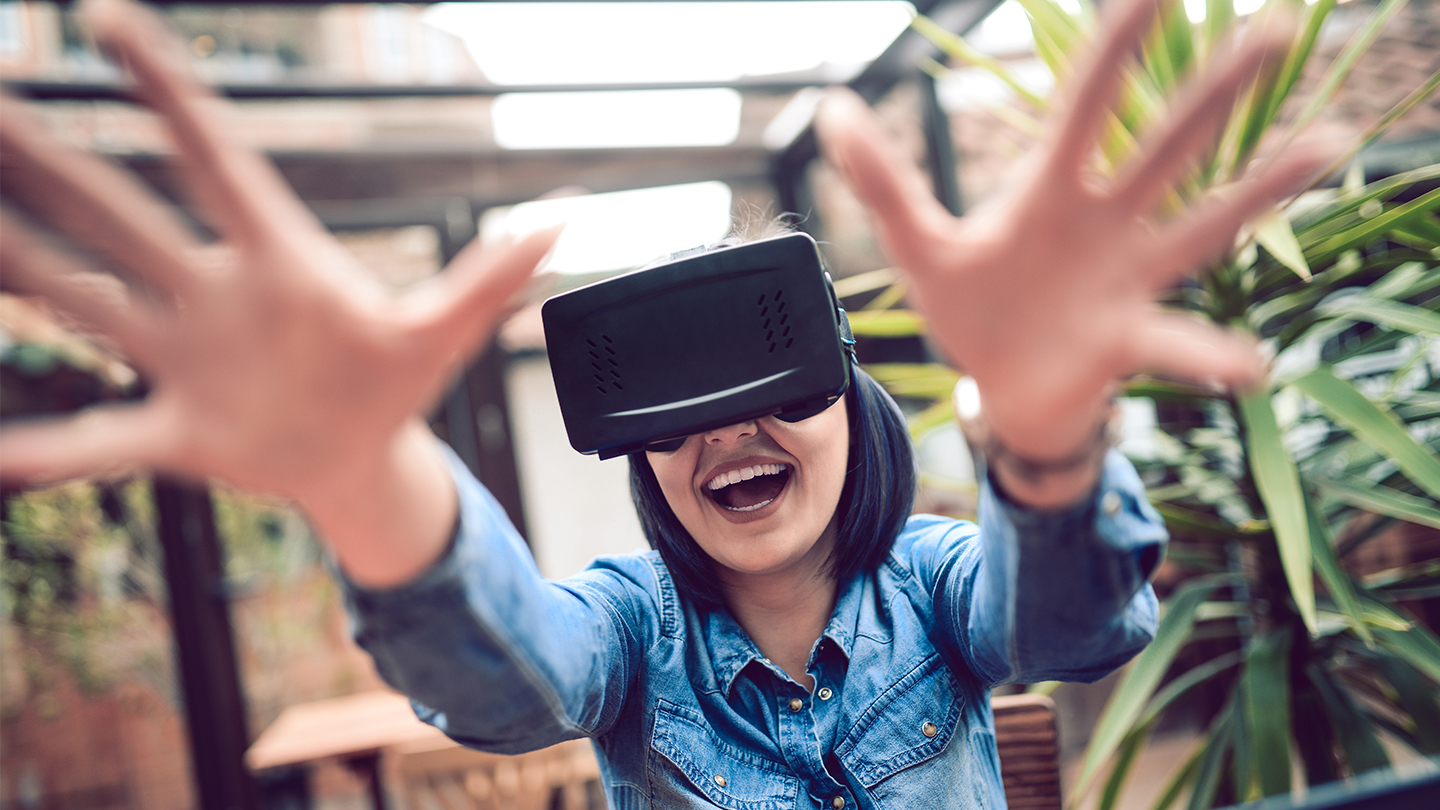 VR headset and the future of technology